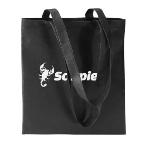 Synthetic shopping bag